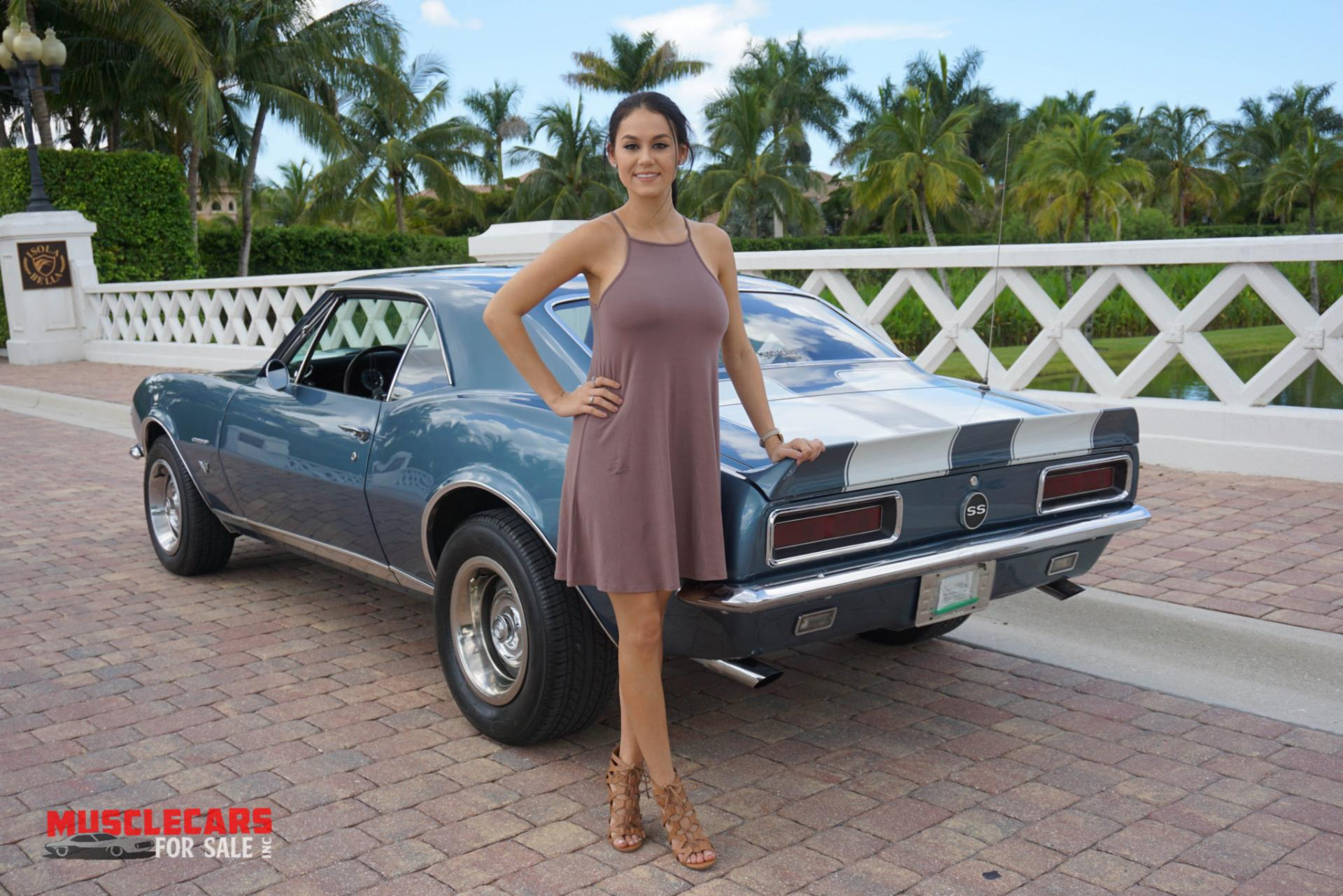 Used 1967 Chevrolet Camaro RS for sale Sold at Muscle Cars for Sale Inc. in Fort Myers FL 33912 3