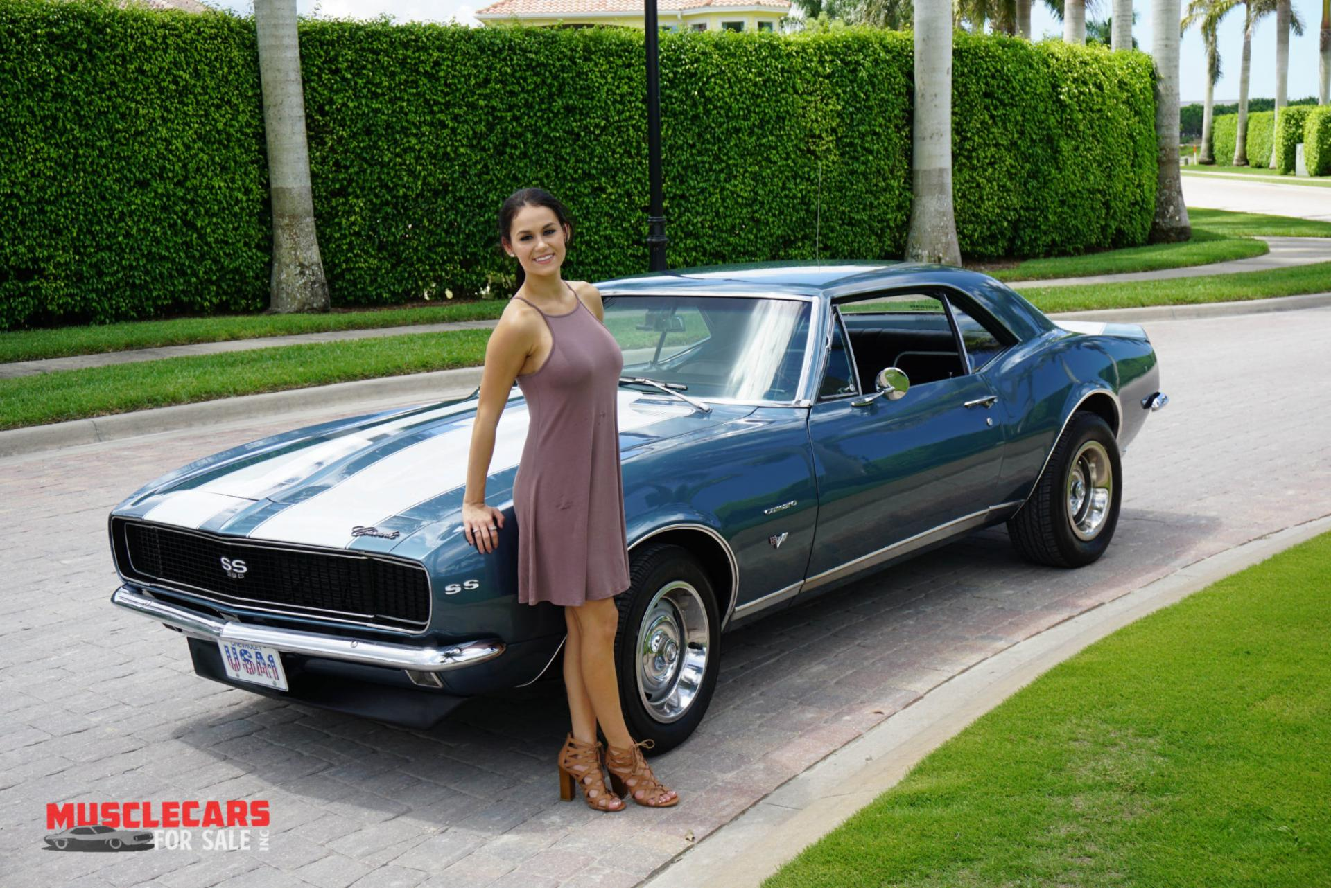 Used 1967 Chevrolet Camaro RS for sale Sold at Muscle Cars for Sale Inc. in Fort Myers FL 33912 5
