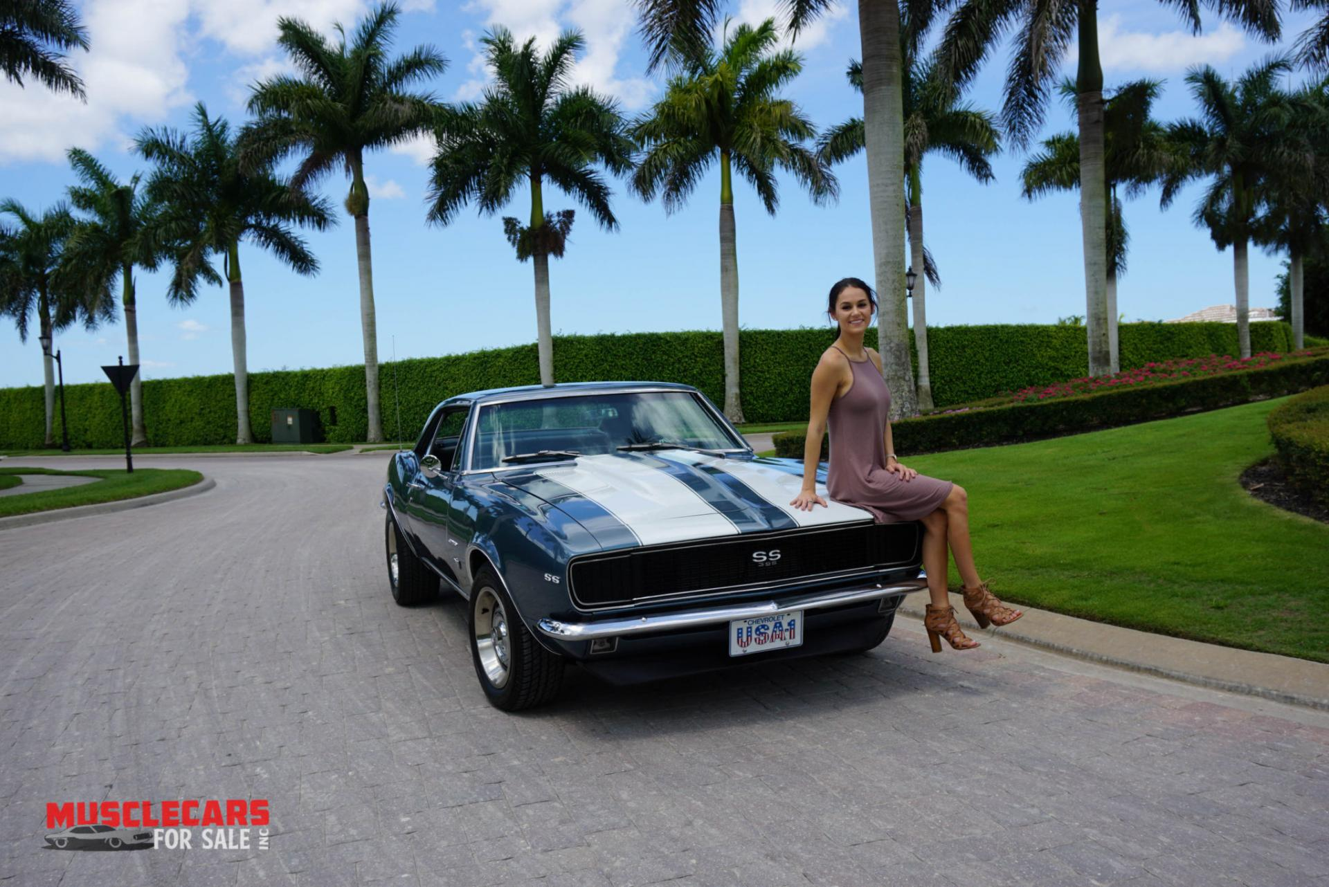 Used 1967 Chevrolet Camaro RS for sale Sold at Muscle Cars for Sale Inc. in Fort Myers FL 33912 7