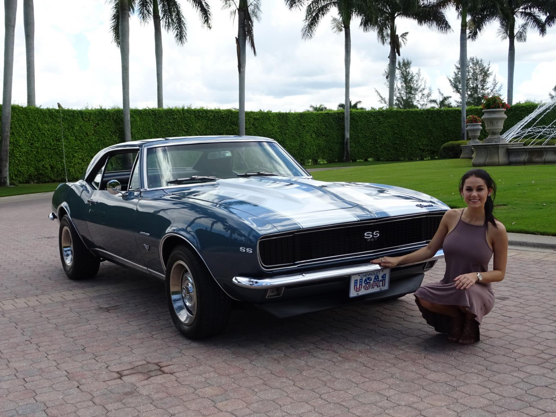 Used 1967 Chevrolet Camaro RS for sale Sold at Muscle Cars for Sale Inc. in Fort Myers FL 33912 1