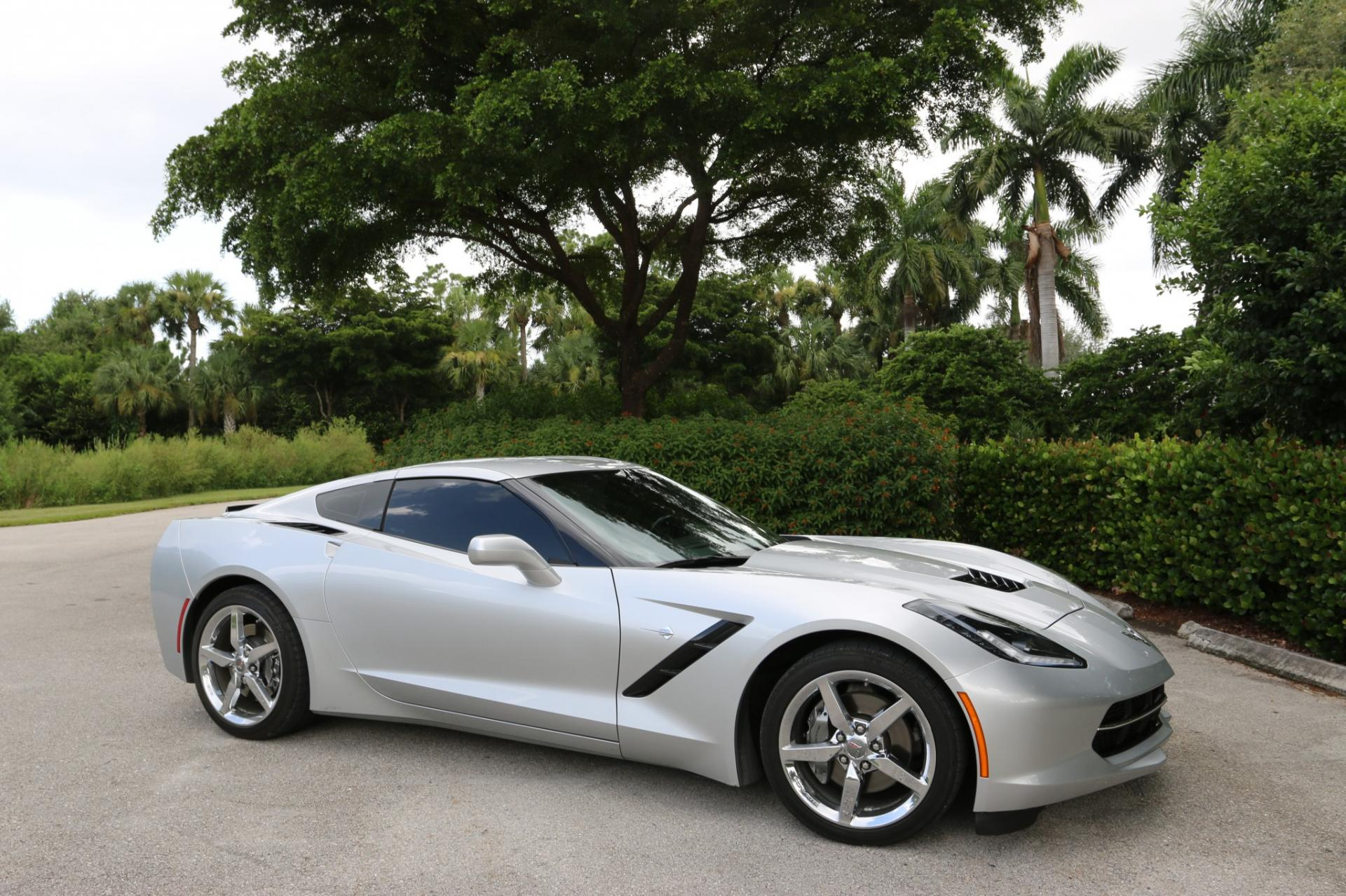 Used 2015 Chevrolet Corvette for sale Sold at Muscle Cars for Sale Inc. in Fort Myers FL 33912 3