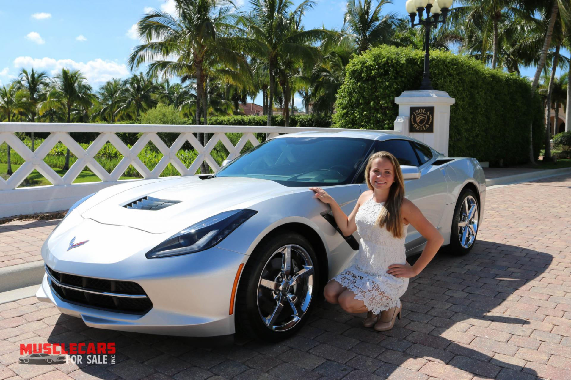 Used 2015 Chevrolet Corvette for sale Sold at Muscle Cars for Sale Inc. in Fort Myers FL 33912 4
