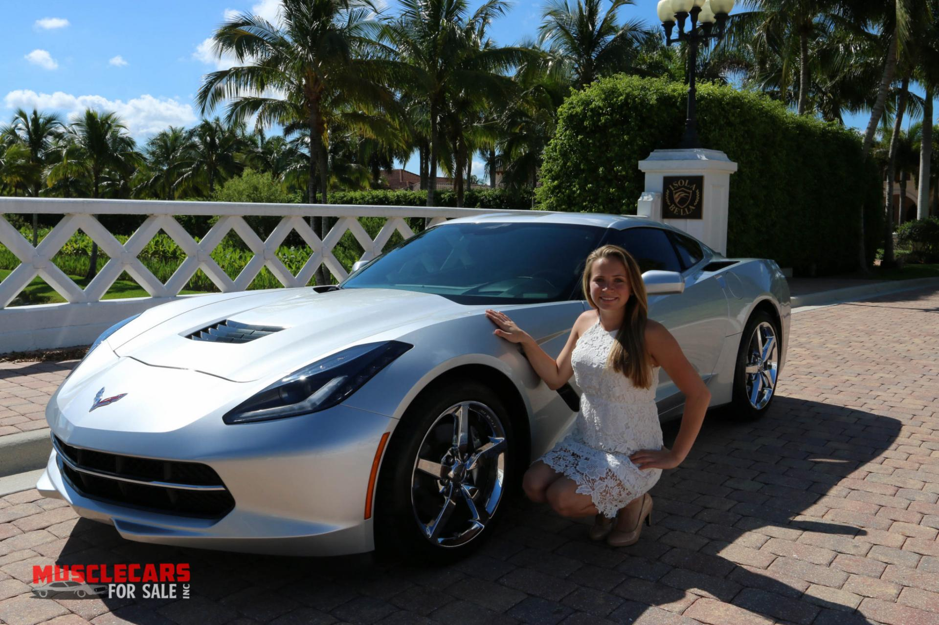 Used 2015 Chevrolet Corvette for sale Sold at Muscle Cars for Sale Inc. in Fort Myers FL 33912 5