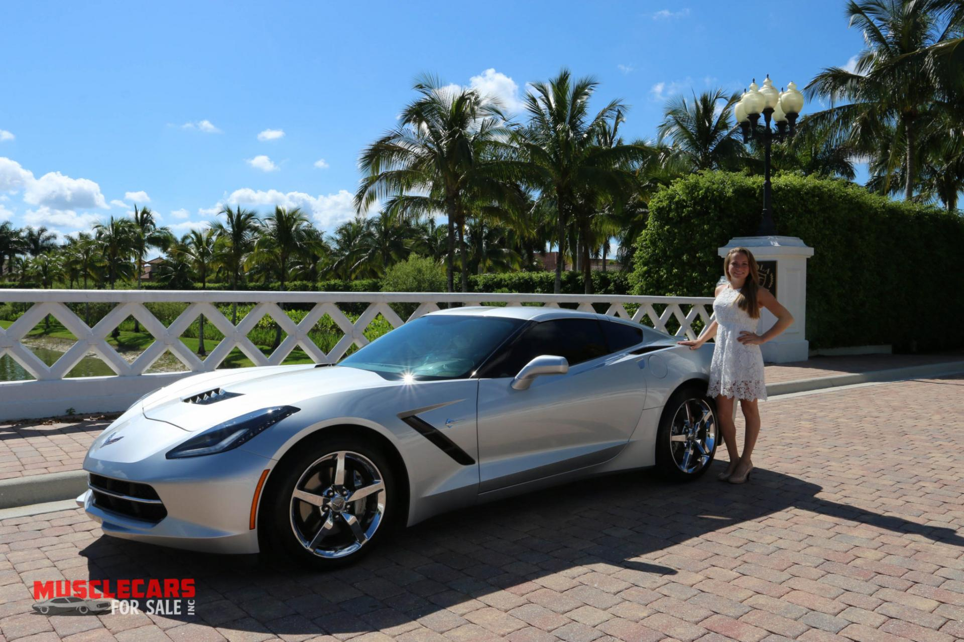 Used 2015 Chevrolet Corvette for sale Sold at Muscle Cars for Sale Inc. in Fort Myers FL 33912 6