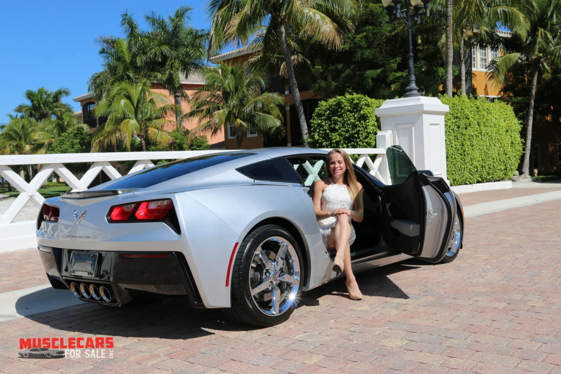 Used 2015 Chevrolet Corvette for sale Sold at Muscle Cars for Sale Inc. in Fort Myers FL 33912 7