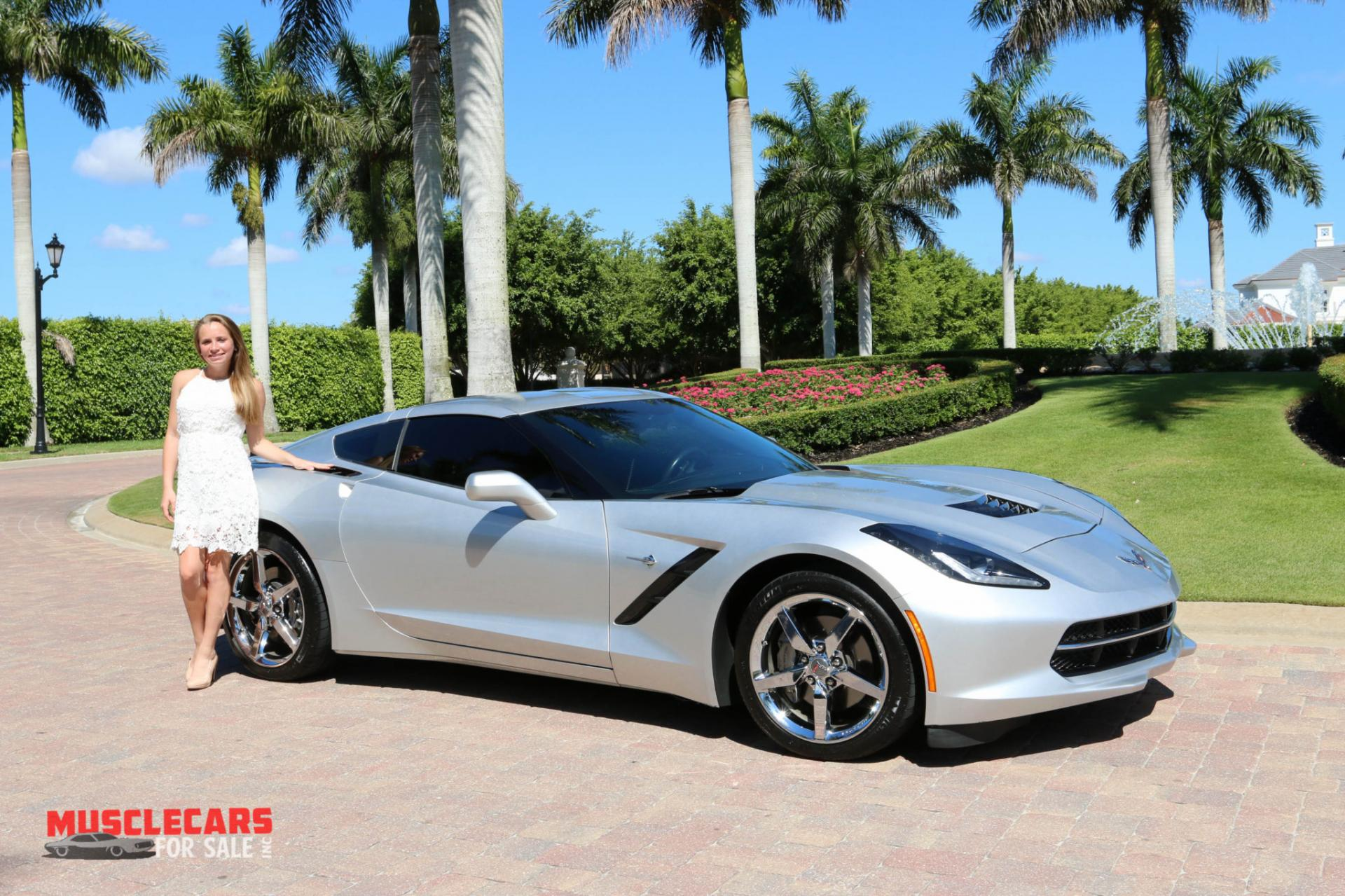 Used 2015 Chevrolet Corvette for sale Sold at Muscle Cars for Sale Inc. in Fort Myers FL 33912 1