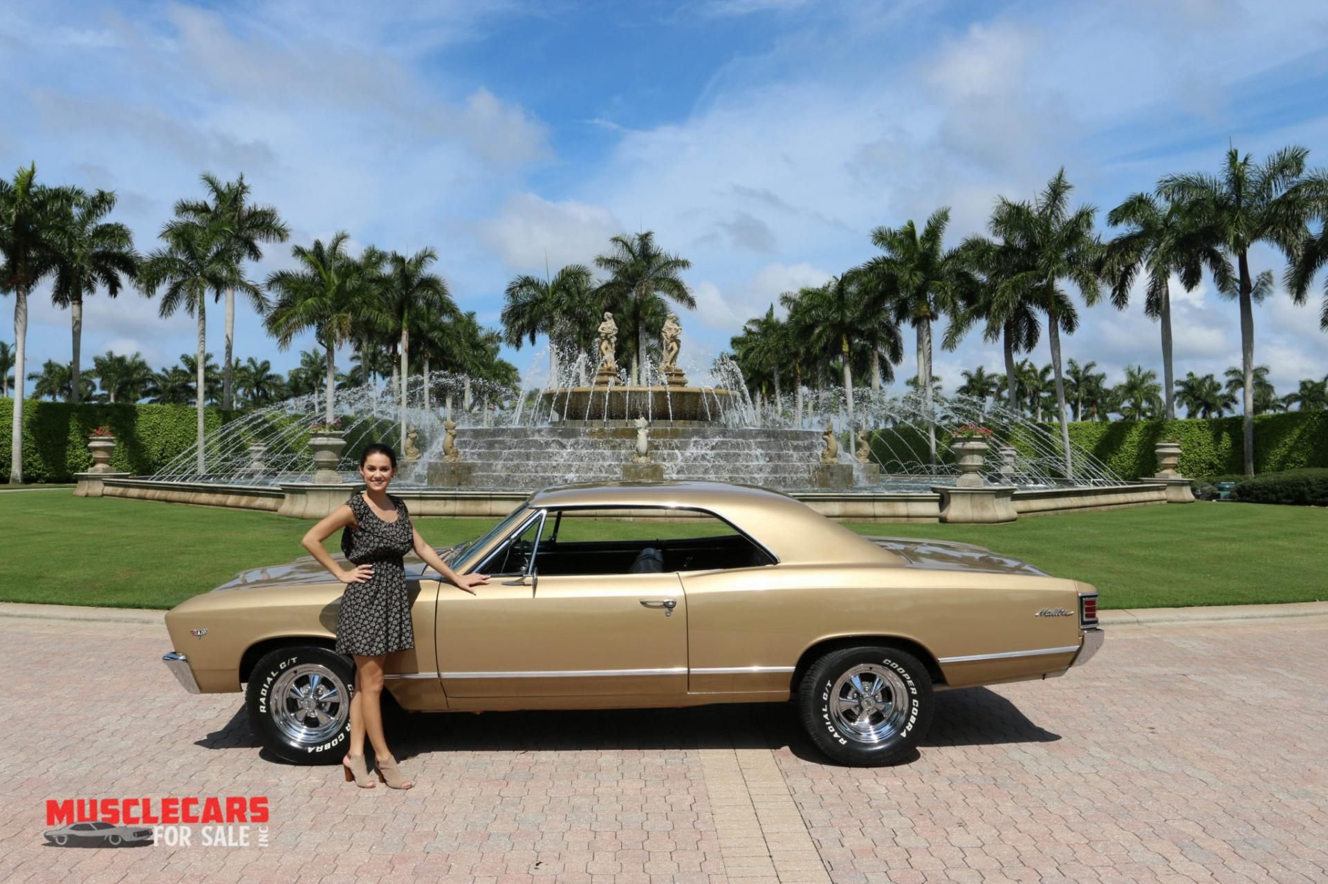 Used 1967 Chevrolet Chevelle for sale Sold at Muscle Cars for Sale Inc. in Fort Myers FL 33912 3