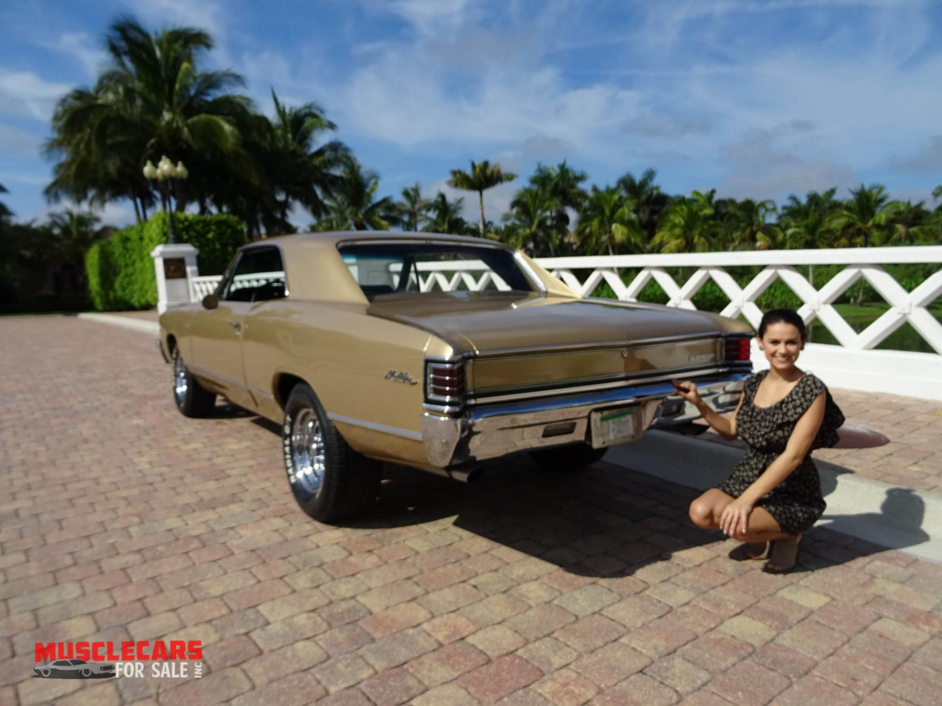 Used 1967 Chevrolet Chevelle for sale Sold at Muscle Cars for Sale Inc. in Fort Myers FL 33912 5