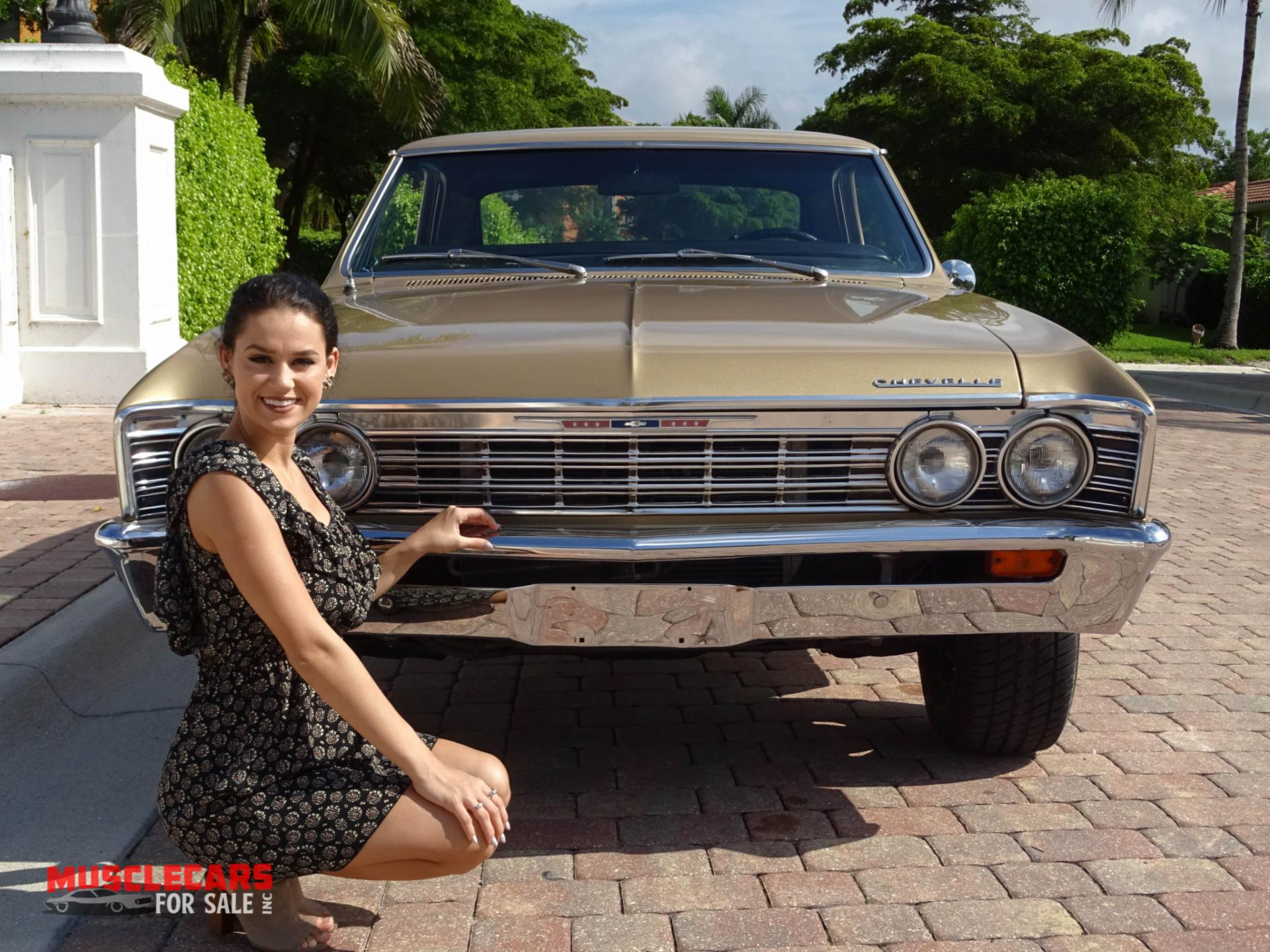 Used 1967 Chevrolet Chevelle for sale Sold at Muscle Cars for Sale Inc. in Fort Myers FL 33912 6