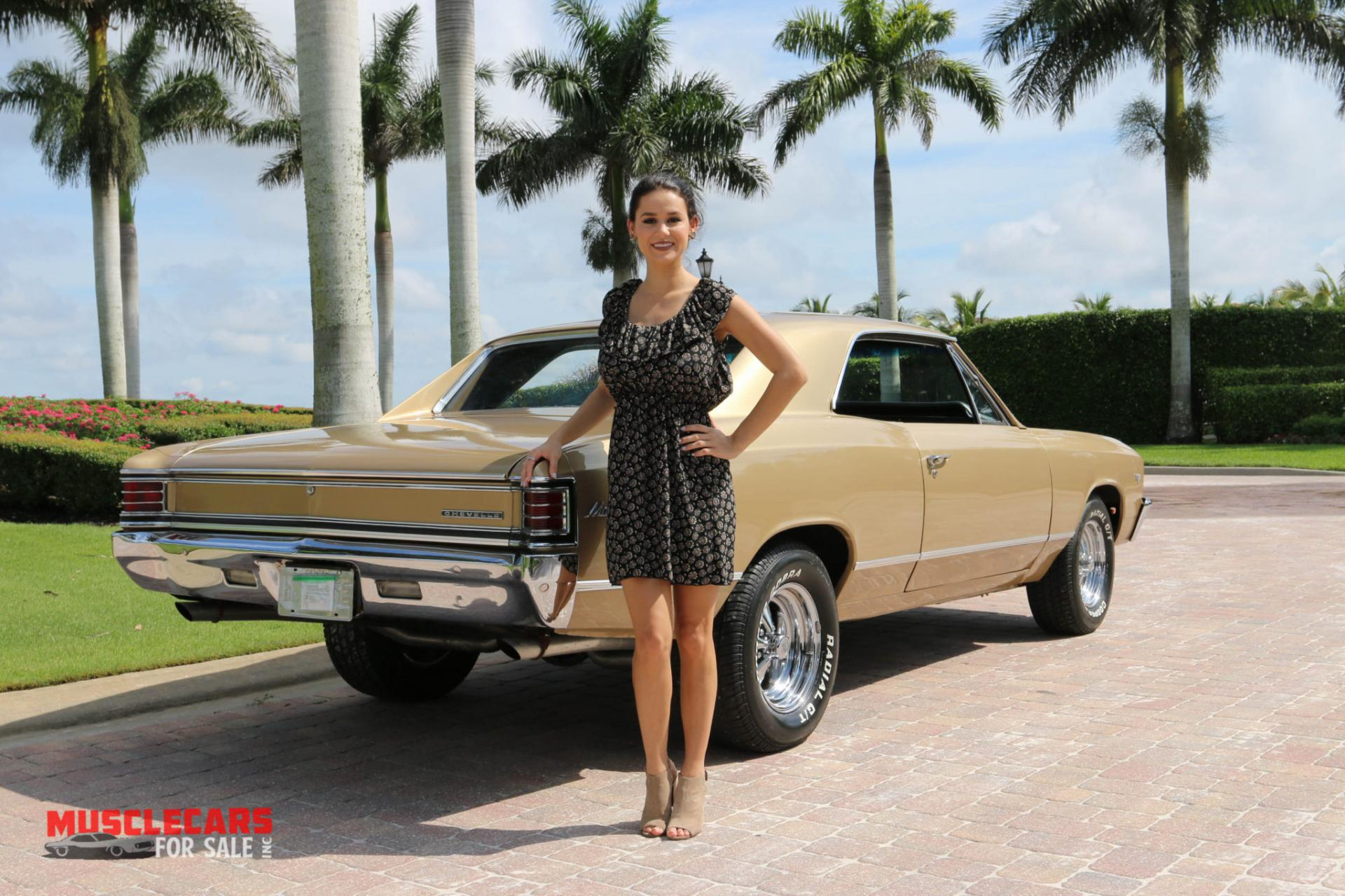 Used 1967 Chevrolet Chevelle for sale Sold at Muscle Cars for Sale Inc. in Fort Myers FL 33912 7