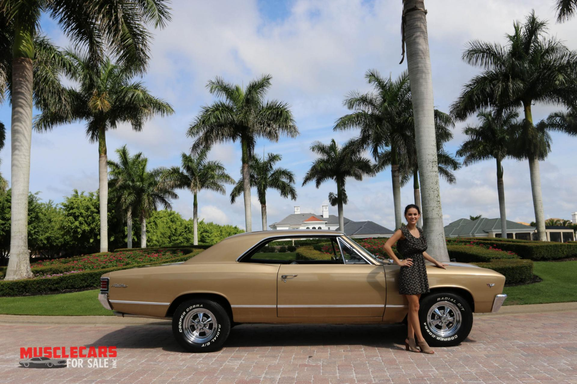 Used 1967 Chevrolet Chevelle for sale Sold at Muscle Cars for Sale Inc. in Fort Myers FL 33912 8