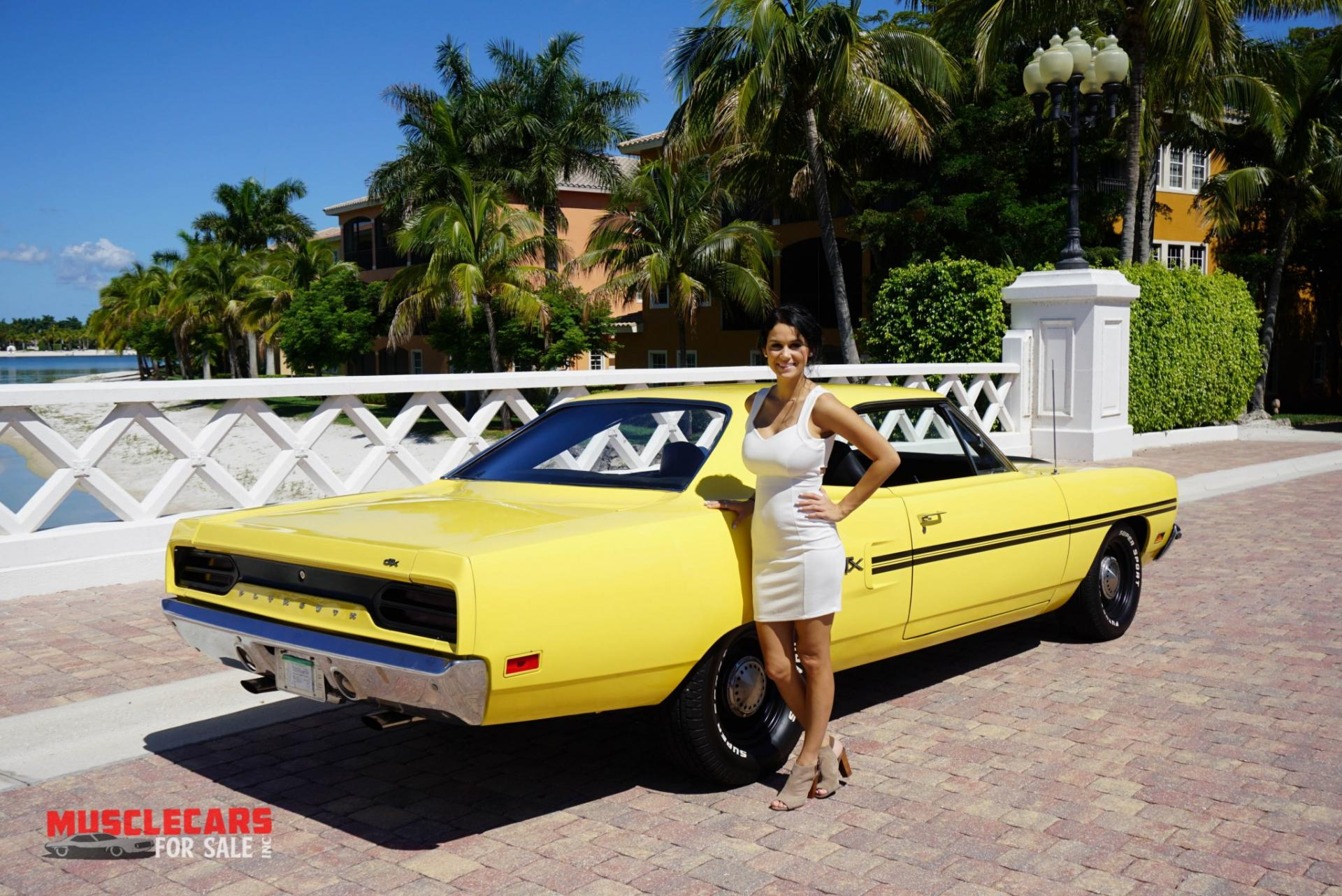 Used 1970 Plymouth  GTX for sale Sold at Muscle Cars for Sale Inc. in Fort Myers FL 33912 2