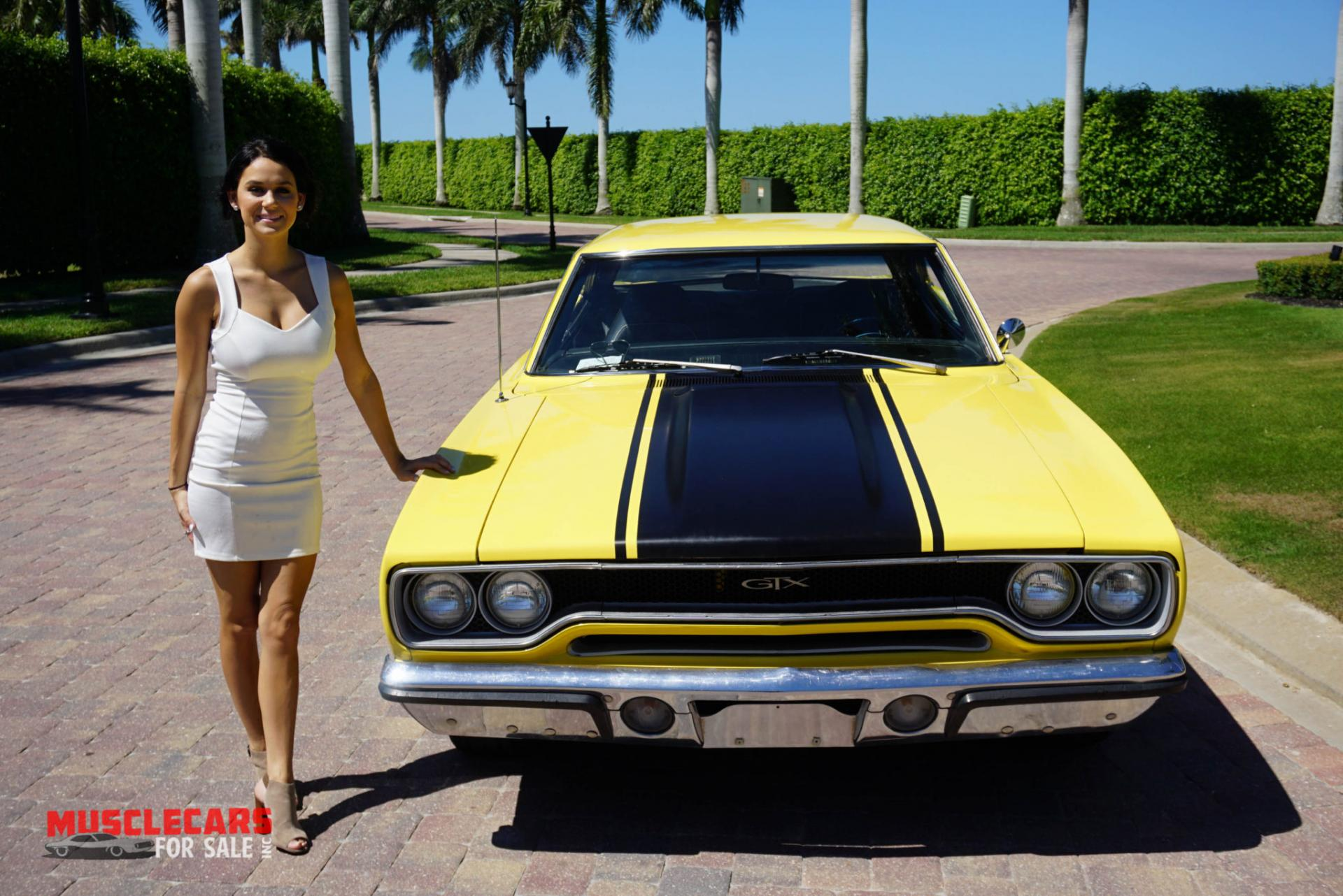 Used 1970 Plymouth  GTX for sale Sold at Muscle Cars for Sale Inc. in Fort Myers FL 33912 4