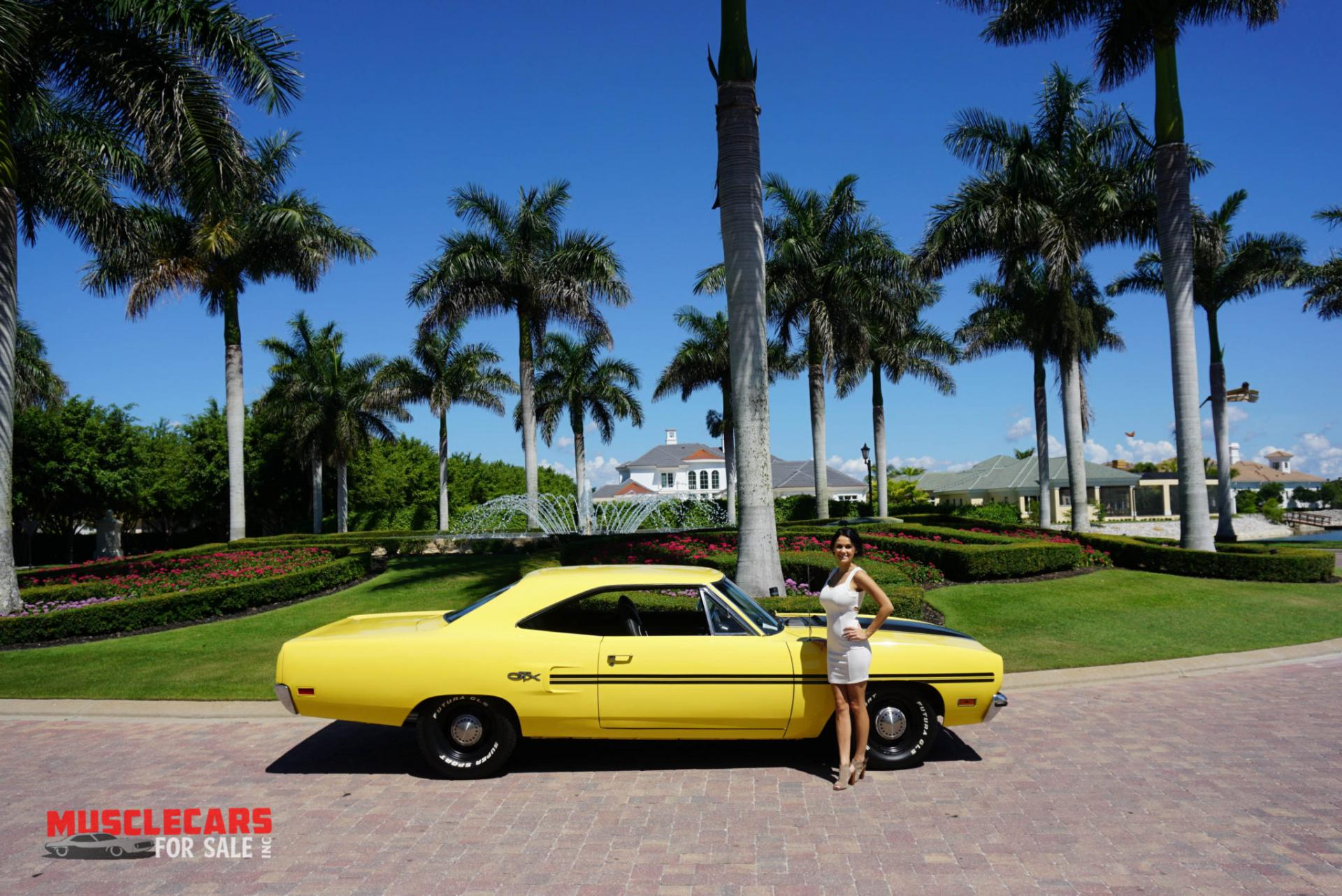 Used 1970 Plymouth  GTX for sale Sold at Muscle Cars for Sale Inc. in Fort Myers FL 33912 5