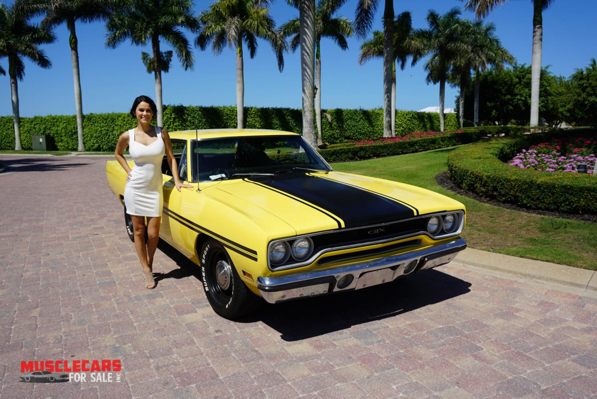 Used 1970 Plymouth  GTX for sale Sold at Muscle Cars for Sale Inc. in Fort Myers FL 33912 6