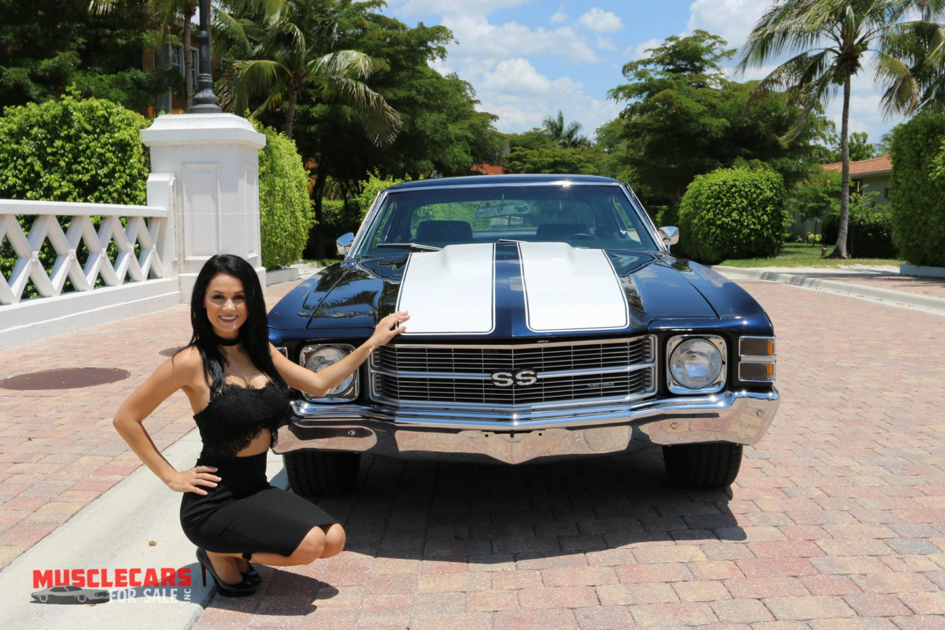 Used 1971 Chevrolet Chevelle SS for sale Sold at Muscle Cars for Sale Inc. in Fort Myers FL 33912 2