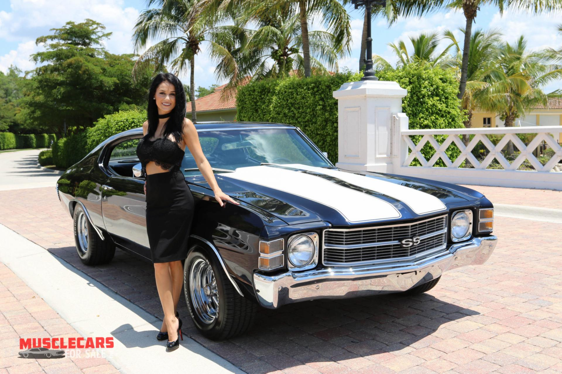 Used 1971 Chevrolet Chevelle SS for sale Sold at Muscle Cars for Sale Inc. in Fort Myers FL 33912 5