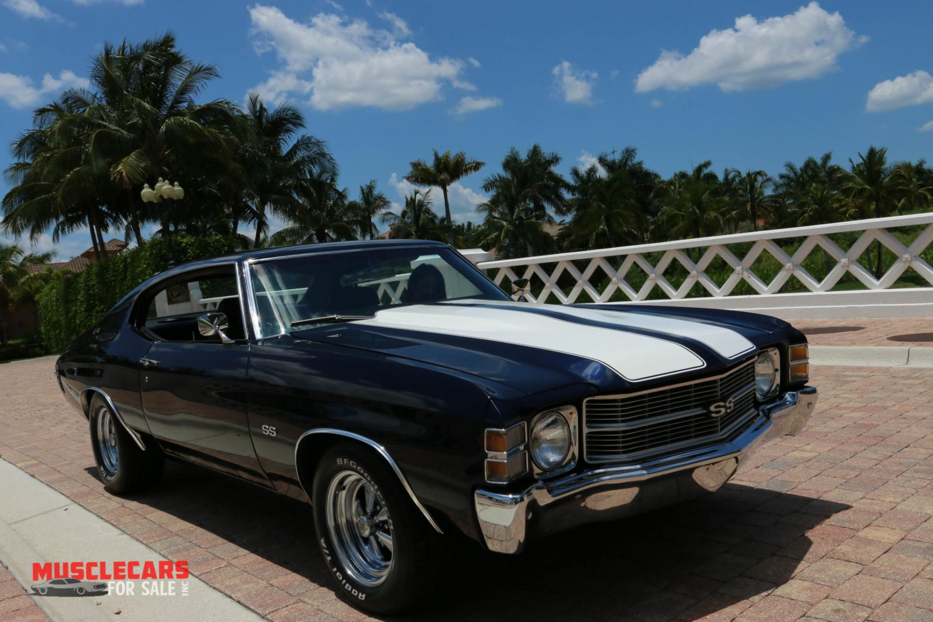 Used 1971 Chevrolet Chevelle SS for sale Sold at Muscle Cars for Sale Inc. in Fort Myers FL 33912 8