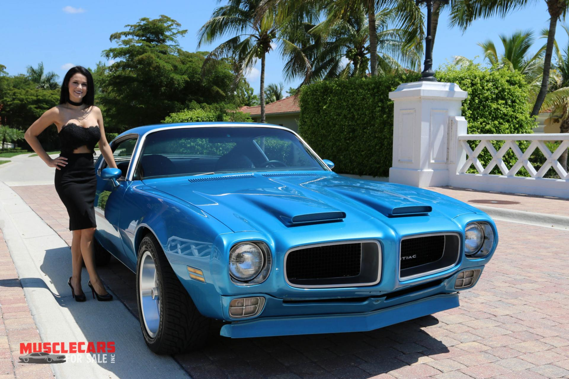 Used 1971 Pontiac  Firebird for sale Sold at Muscle Cars for Sale Inc. in Fort Myers FL 33912 4