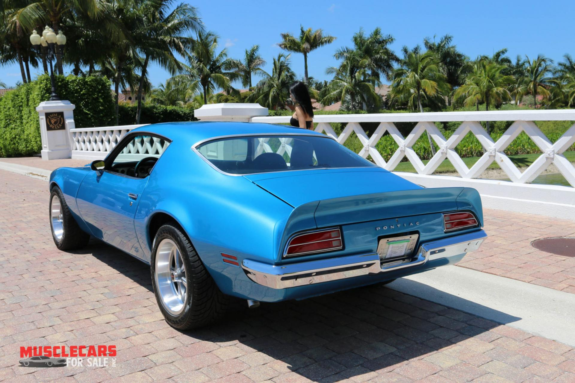 Used 1971 Pontiac  Firebird for sale Sold at Muscle Cars for Sale Inc. in Fort Myers FL 33912 6