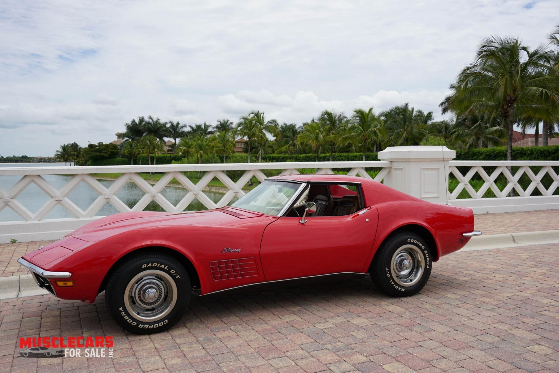 Used 1972 Chevrolet Corvette for sale Sold at Muscle Cars for Sale Inc. in Fort Myers FL 33912 8