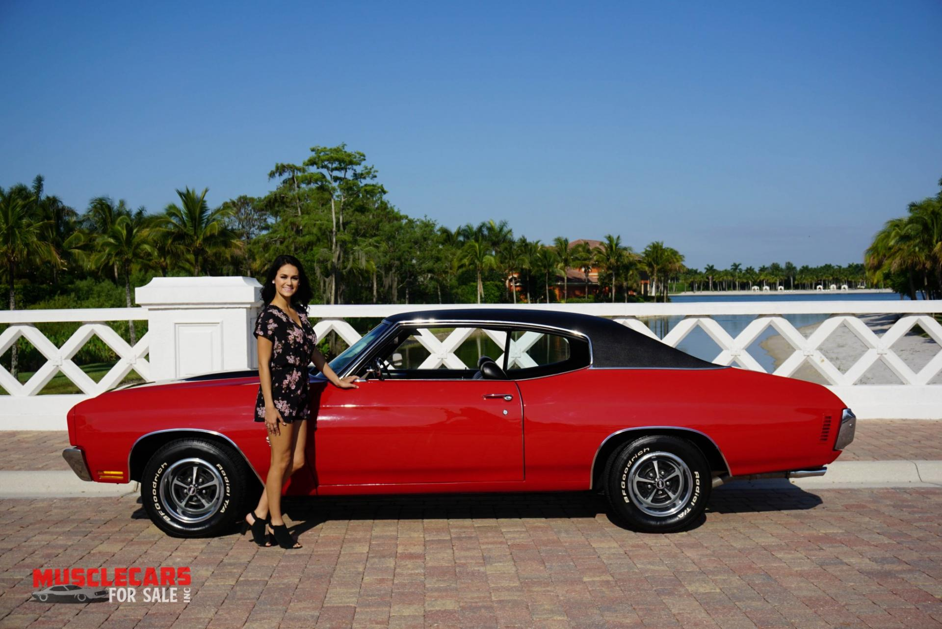 Used 1970 Chevrolet Chevelle SS for sale Sold at Muscle Cars for Sale Inc. in Fort Myers FL 33912 6