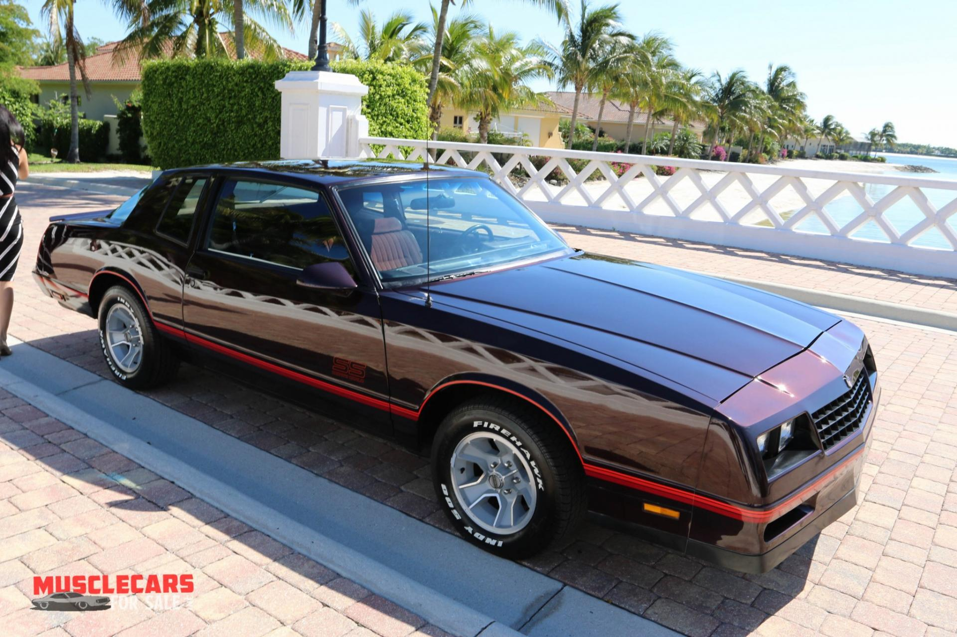 Used 1987 Chevrolet Monte Carlo SS for sale Sold at Muscle Cars for Sale Inc. in Fort Myers FL 33912 4