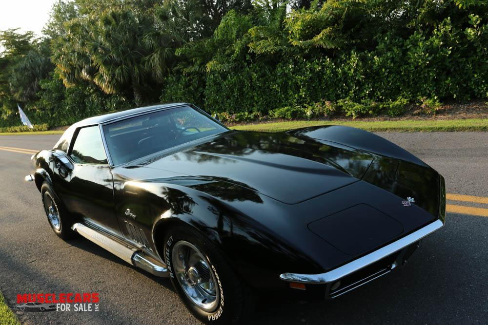 Used 1968 Chevrolet Corvette for sale Sold at Muscle Cars for Sale Inc. in Fort Myers FL 33912 2