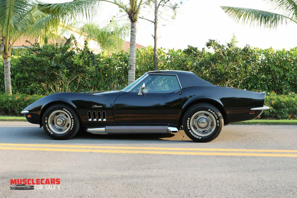 Used 1968 Chevrolet Corvette for sale Sold at Muscle Cars for Sale Inc. in Fort Myers FL 33912 3