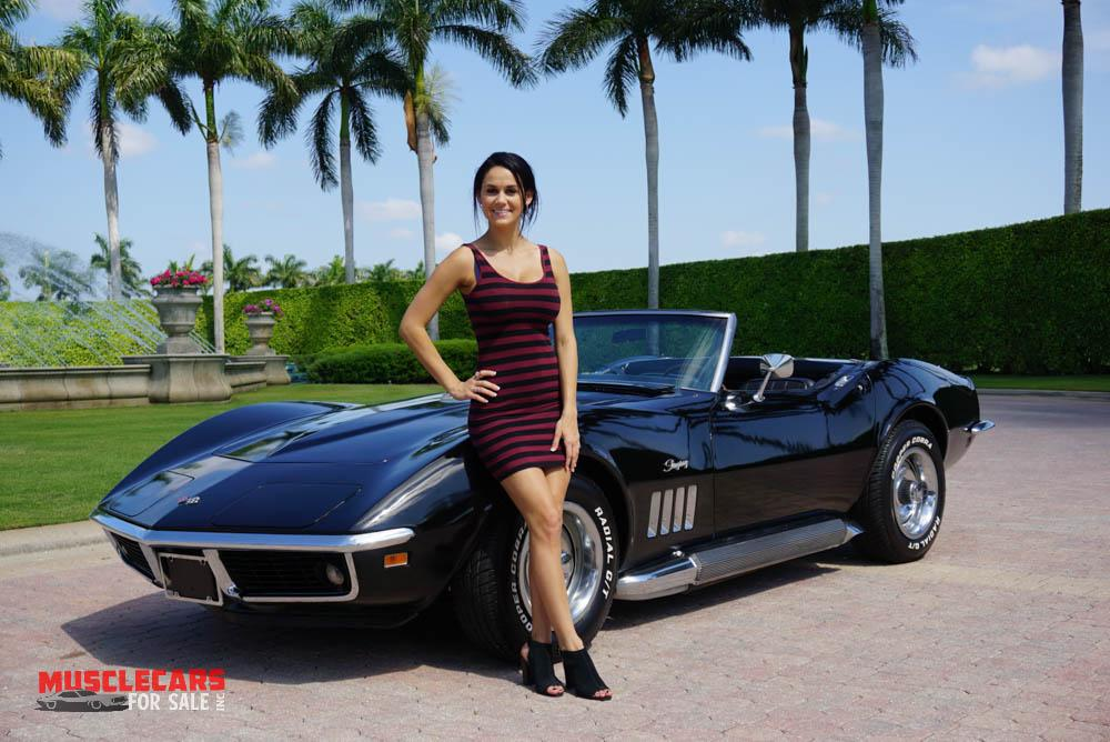 Used 1968 Chevrolet Corvette for sale Sold at Muscle Cars for Sale Inc. in Fort Myers FL 33912 1