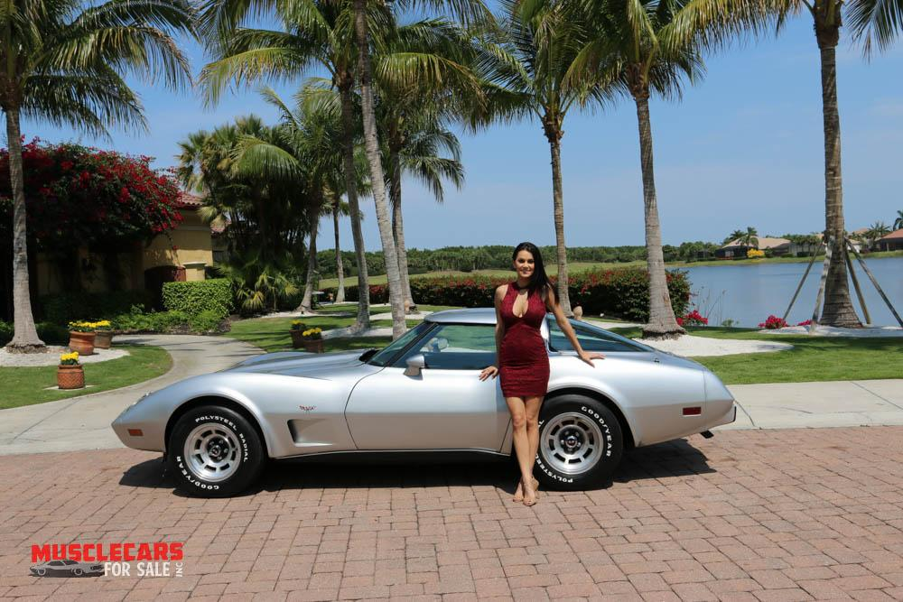 Used 1978 Chevrolet Corvette for sale Sold at Muscle Cars for Sale Inc. in Fort Myers FL 33912 3