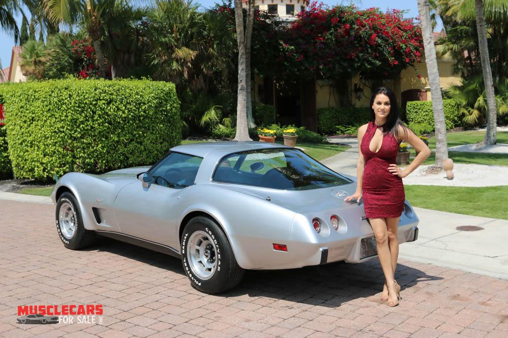 Used 1978 Chevrolet Corvette for sale Sold at Muscle Cars for Sale Inc. in Fort Myers FL 33912 4