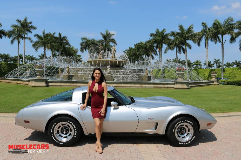 Used 1978 Chevrolet Corvette for sale Sold at Muscle Cars for Sale Inc. in Fort Myers FL 33912 1