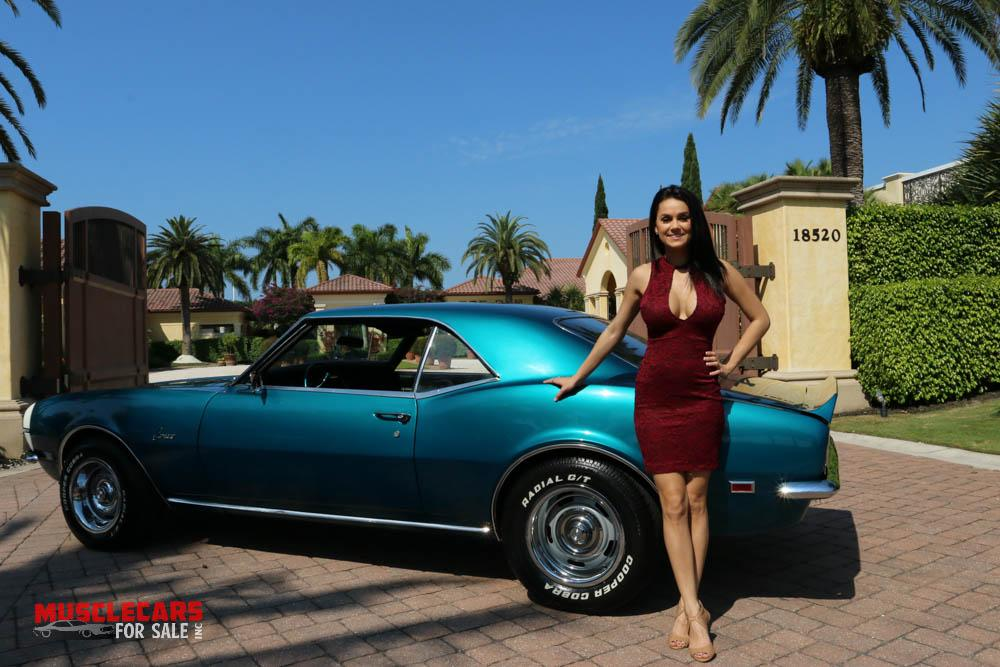 Used 1968 Chevrolet Camaro for sale Sold at Muscle Cars for Sale Inc. in Fort Myers FL 33912 7