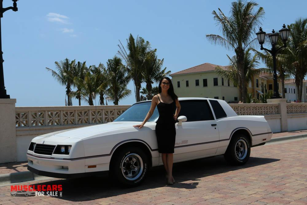 Used 1985 Chevrolet Monte Carlo SS for sale Sold at Muscle Cars for Sale Inc. in Fort Myers FL 33912 2