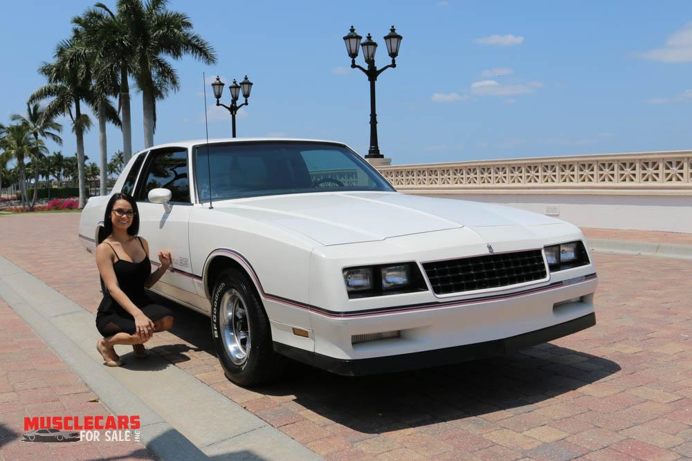 Used 1985 Chevrolet Monte Carlo SS for sale Sold at Muscle Cars for Sale Inc. in Fort Myers FL 33912 4