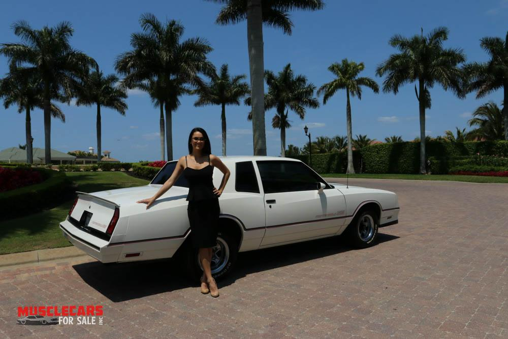Used 1985 Chevrolet Monte Carlo SS for sale Sold at Muscle Cars for Sale Inc. in Fort Myers FL 33912 5