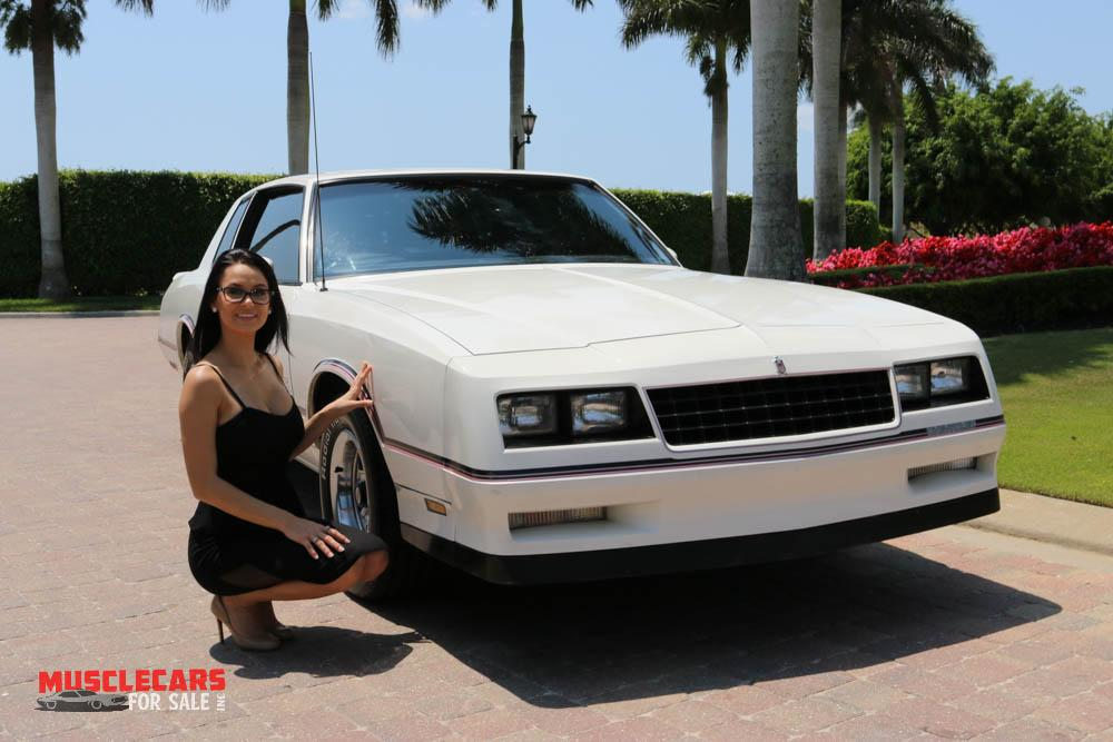 Used 1985 Chevrolet Monte Carlo SS for sale Sold at Muscle Cars for Sale Inc. in Fort Myers FL 33912 6