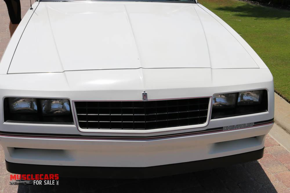 Used 1985 Chevrolet Monte Carlo SS for sale Sold at Muscle Cars for Sale Inc. in Fort Myers FL 33912 7