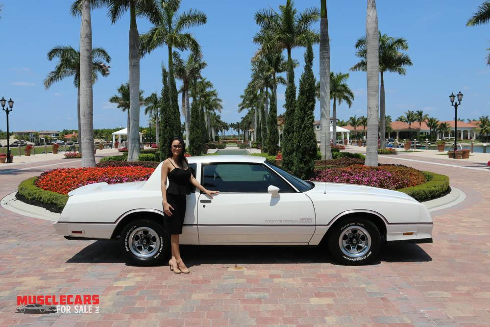 Used 1985 Chevrolet Monte Carlo SS for sale Sold at Muscle Cars for Sale Inc. in Fort Myers FL 33912 8