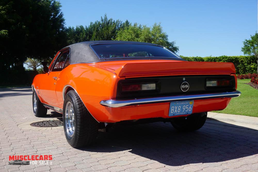 Used 1967 Chevrolet Camaro SS for sale Sold at Muscle Cars for Sale Inc. in Fort Myers FL 33912 5