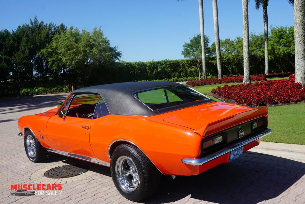 Used 1967 Chevrolet Camaro SS for sale Sold at Muscle Cars for Sale Inc. in Fort Myers FL 33912 8