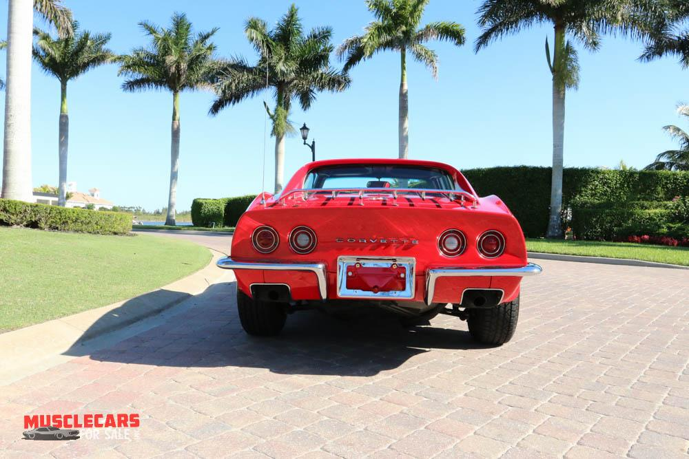 Used 1971 Chevrolet Corvette for sale Sold at Muscle Cars for Sale Inc. in Fort Myers FL 33912 4