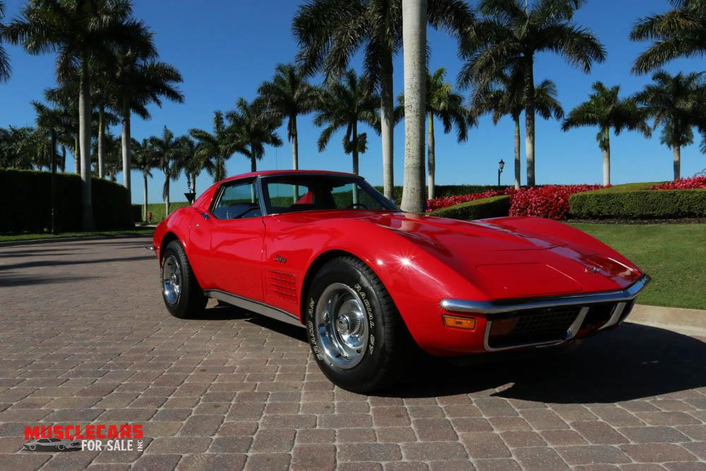 Used 1971 Chevrolet Corvette for sale Sold at Muscle Cars for Sale Inc. in Fort Myers FL 33912 6