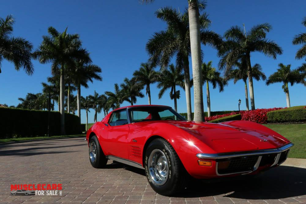Used 1971 Chevrolet Corvette for sale Sold at Muscle Cars for Sale Inc. in Fort Myers FL 33912 7