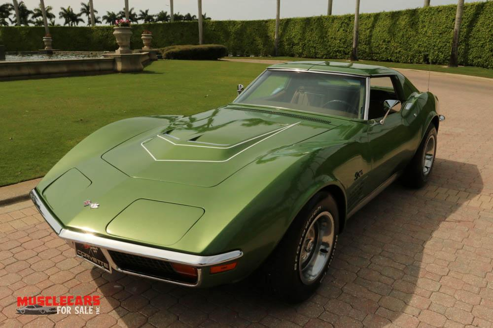 Used 1972 Chevrolet Corvette Stingray for sale Sold at Muscle Cars for Sale Inc. in Fort Myers FL 33912 6