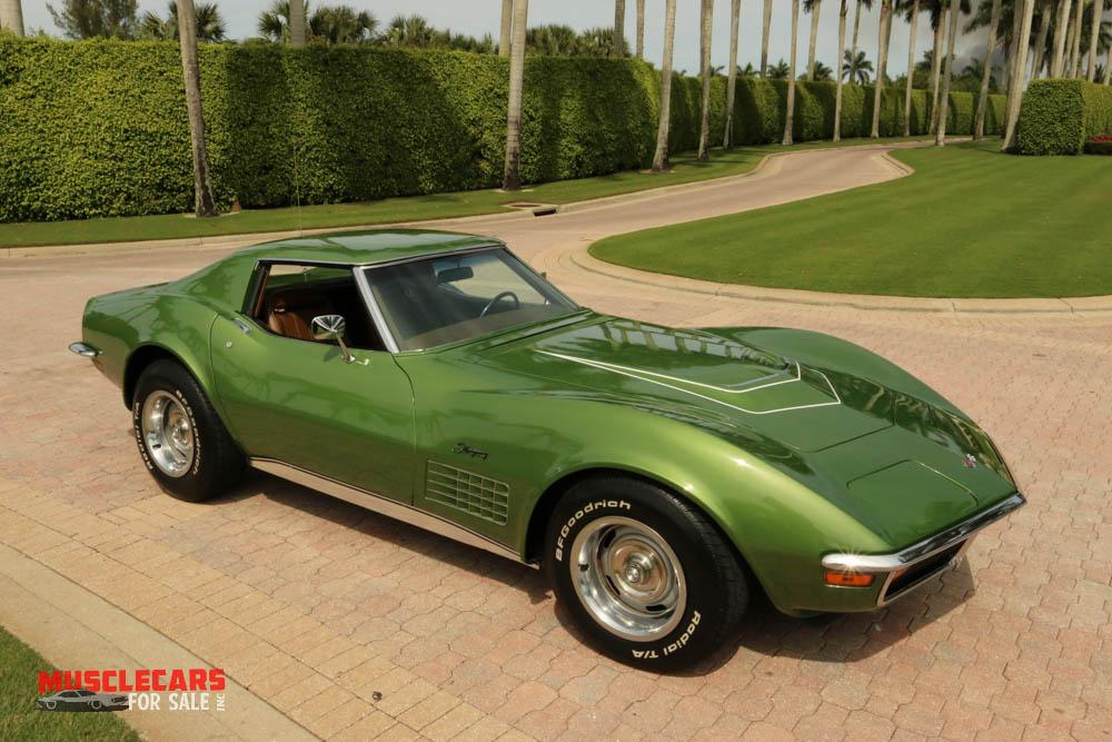 Used 1972 Chevrolet Corvette Stingray for sale Sold at Muscle Cars for Sale Inc. in Fort Myers FL 33912 7