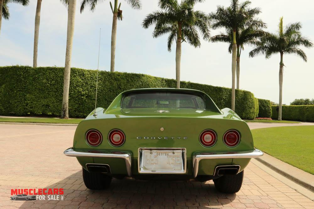 Used 1972 Chevrolet Corvette Stingray for sale Sold at Muscle Cars for Sale Inc. in Fort Myers FL 33912 8