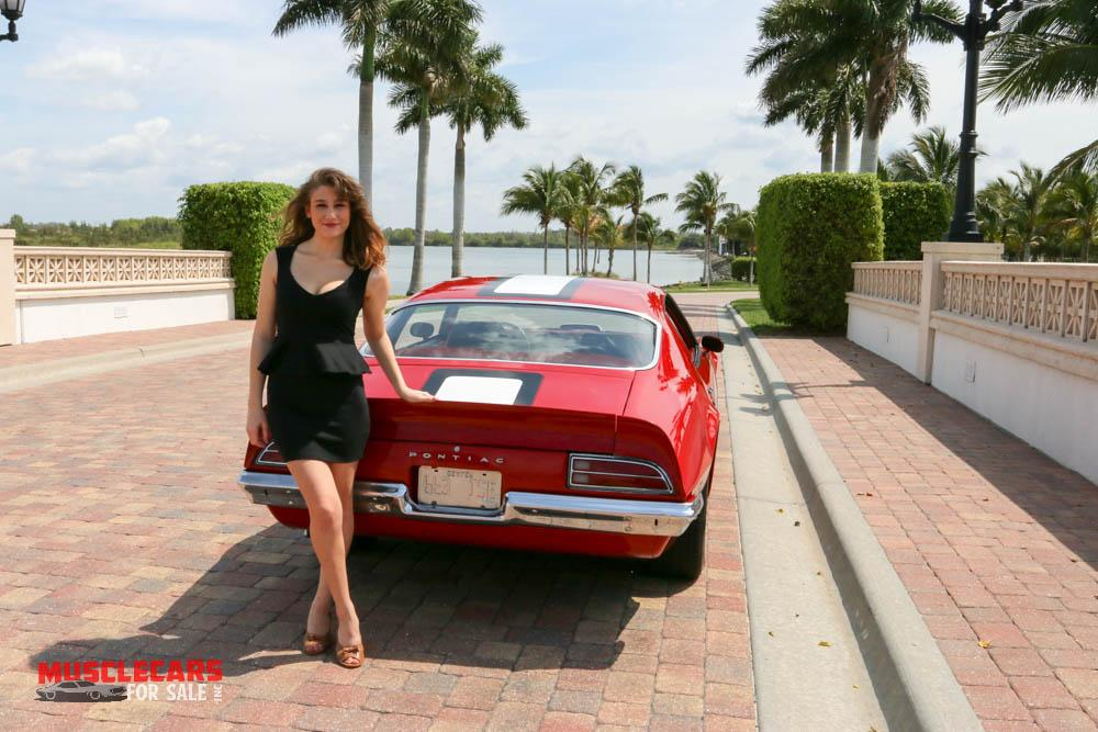Used 1971 Pontiac  Trans Am for sale Sold at Muscle Cars for Sale Inc. in Fort Myers FL 33912 2