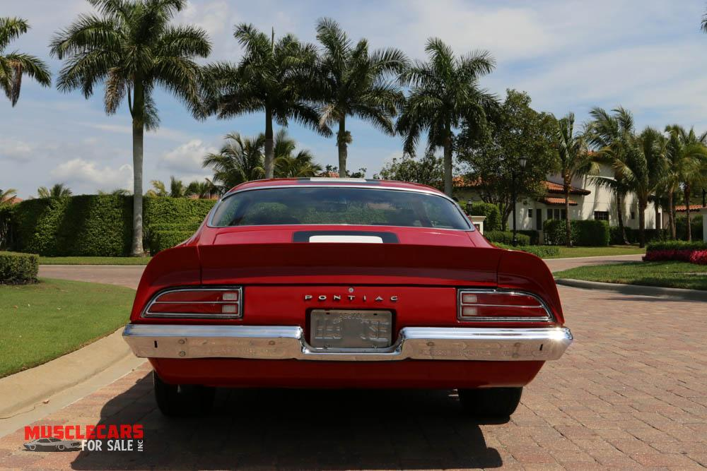Used 1971 Pontiac  Trans Am for sale Sold at Muscle Cars for Sale Inc. in Fort Myers FL 33912 3
